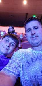 chad attended Marvel Universe Live! Age of Heroes - Presented by the Frank Erwin Center on Aug 24th 2018 via VetTix