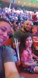 Joseph attended Marvel Universe Live! Age of Heroes - Presented by the Frank Erwin Center on Aug 24th 2018 via VetTix