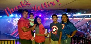 Joe attended Marvel Universe Live! Age of Heroes - Presented by the Frank Erwin Center on Aug 24th 2018 via VetTix
