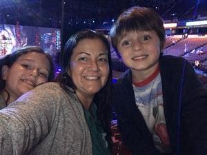 Lezthair attended Marvel Universe Live! Age of Heroes - Presented by the Frank Erwin Center on Aug 24th 2018 via VetTix