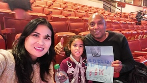 luis attended Marvel Universe Live! Age of Heroes - Presented by the Frank Erwin Center on Aug 24th 2018 via VetTix