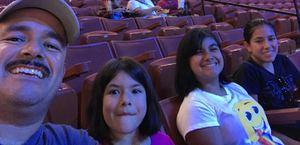 Alfred attended Marvel Universe Live! Age of Heroes - Presented by the Frank Erwin Center on Aug 26th 2018 via VetTix