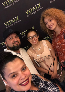 Johnny attended Vitaly an Evening of Wonders - Wednesday Matinee on Aug 29th 2018 via VetTix