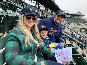 Trystyn attended Detroit Tigers vs. St. Louis Cardinals - MLB on Sep 9th 2018 via VetTix