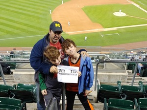 Click To Read More Feedback from Detroit Tigers vs. Houston Astros - MLB