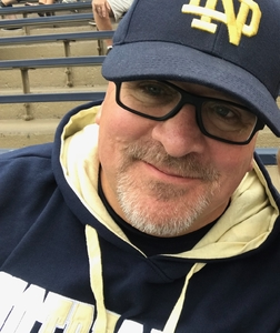 Stephen attended Notre Dame Fightin' Irish vs. Vs. Ball State Cardinals - NCAA Football on Sep 8th 2018 via VetTix