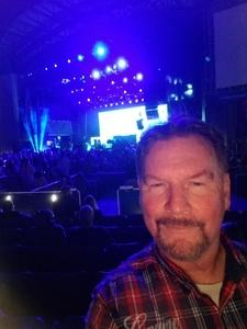Pete attended Deep Purple & Judas Priest - Pop on Sep 1st 2018 via VetTix