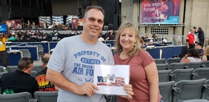 Todd attended Deep Purple & Judas Priest - Pop on Sep 1st 2018 via VetTix
