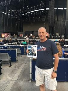 mark attended Deep Purple & Judas Priest - Pop on Sep 1st 2018 via VetTix