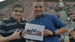 Christopher attended Deep Purple & Judas Priest - Pop on Sep 1st 2018 via VetTix
