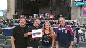 Hector attended Deep Purple & Judas Priest - Pop on Sep 1st 2018 via VetTix