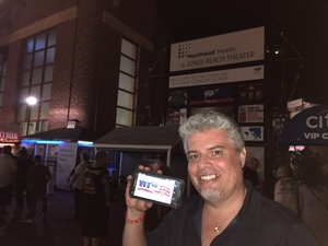 Paul attended Deep Purple & Judas Priest - Pop on Sep 1st 2018 via VetTix