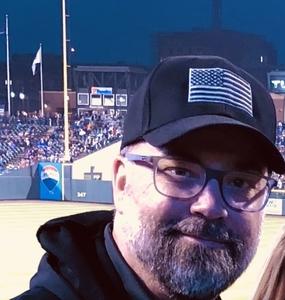 Derron attended Colorado Rockies vs San Francisco Giants - MLB on Sep 4th 2018 via VetTix