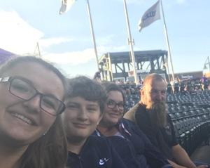 Wayne attended Colorado Rockies vs San Francisco Giants - MLB on Sep 4th 2018 via VetTix