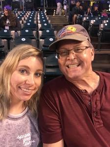 Elizabeth attended Colorado Rockies vs San Francisco Giants - MLB on Sep 5th 2018 via VetTix