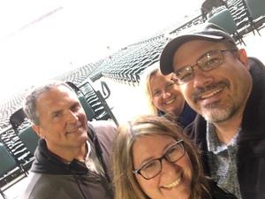 Wayne attended Colorado Rockies vs San Francisco Giants - MLB on Sep 5th 2018 via VetTix