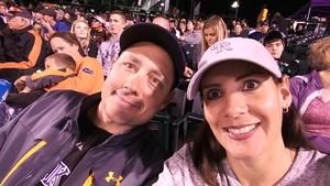 Lisle attended Colorado Rockies vs San Francisco Giants - MLB on Sep 5th 2018 via VetTix