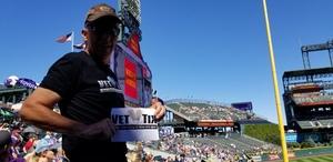 Paul attended Colorado Rockies vs Arizona Diamondbacks - MLB on Sep 13th 2018 via VetTix