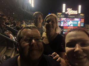 Craig attended Detroit Tigers vs. Kansas City Royals - MLB on Sep 21st 2018 via VetTix