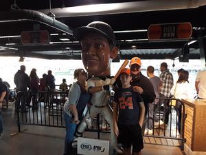 JEFFREY attended Detroit Tigers vs. Kansas City Royals - MLB on Sep 21st 2018 via VetTix