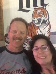 Kari attended Detroit Tigers vs. Kansas City Royals - MLB on Sep 21st 2018 via VetTix