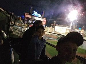 Benjamin attended Detroit Tigers vs. Kansas City Royals - MLB on Sep 21st 2018 via VetTix