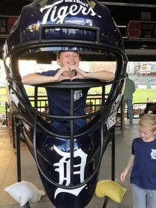 Thelma attended Detroit Tigers vs. Kansas City Royals - MLB on Sep 21st 2018 via VetTix