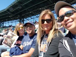 Robert attended Detroit Tigers vs. Kansas City Royals - MLB on Sep 23rd 2018 via VetTix