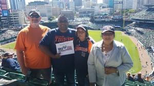 Adam attended Detroit Tigers vs. Kansas City Royals - MLB on Sep 23rd 2018 via VetTix