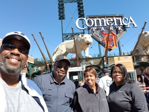 Paul attended Detroit Tigers vs. Kansas City Royals - MLB on Sep 23rd 2018 via VetTix