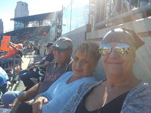 Daniel attended Detroit Tigers vs. Kansas City Royals - MLB on Sep 23rd 2018 via VetTix