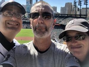 Howard attended Detroit Tigers vs. Kansas City Royals - MLB on Sep 23rd 2018 via VetTix