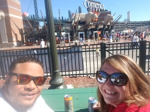 Jason attended Detroit Tigers vs. Kansas City Royals - MLB on Sep 23rd 2018 via VetTix