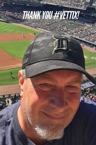 Don attended Detroit Tigers vs. Kansas City Royals - MLB on Sep 23rd 2018 via VetTix