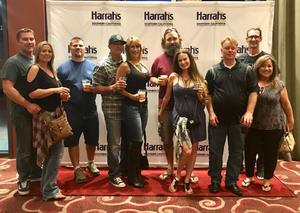 Brett attended 3 Doors Down and Collective Soul on Sep 8th 2018 via VetTix