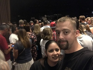 Adam attended 3 Doors Down and Collective Soul on Sep 8th 2018 via VetTix