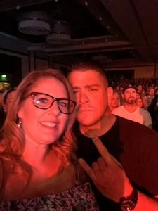 Charles attended 3 Doors Down and Collective Soul on Sep 8th 2018 via VetTix