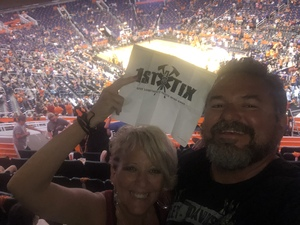 Click To Read More Feedback from Phoenix Mercury vs. Seattle Storm - WNBA Semi-finals