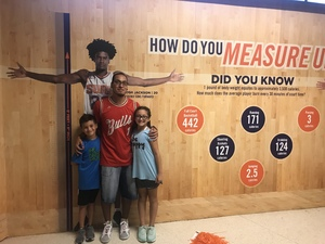 David attended Phoenix Mercury vs. Seattle Storm - WNBA Semi-finals on Aug 31st 2018 via VetTix