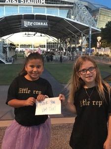 Chris attended Taylor Swift Reputation Stadium Tour - Pop on Oct 5th 2018 via VetTix