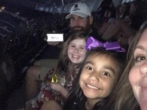 Aaron attended Taylor Swift Reputation Stadium Tour - Pop on Oct 5th 2018 via VetTix