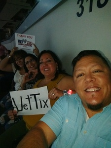 ALBERTO attended Taylor Swift Reputation Stadium Tour - Pop on Oct 5th 2018 via VetTix