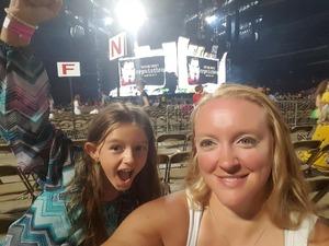 Krystle attended Taylor Swift Reputation Stadium Tour - Pop on Sep 18th 2018 via VetTix