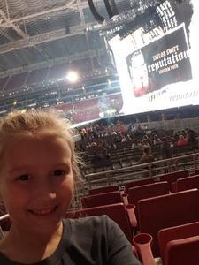 Joshua attended Taylor Swift Reputation Stadium Tour - Pop on Sep 18th 2018 via VetTix