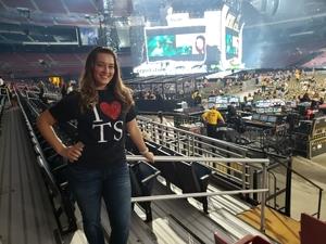 Haaland attended Taylor Swift Reputation Stadium Tour - Pop on Sep 18th 2018 via VetTix