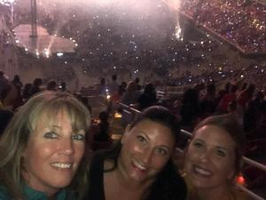 David attended Taylor Swift Reputation Stadium Tour - Pop on Sep 18th 2018 via VetTix