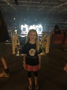 Bryan attended Taylor Swift Reputation Stadium Tour - Pop on Sep 18th 2018 via VetTix