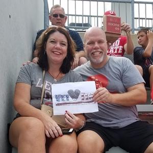 Robert attended Ohio State Buckeyes vs. Oregon State - NCAA Football on Sep 1st 2018 via VetTix