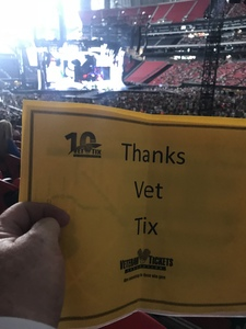 James attended Fall Atlanta Home Show & Outdoor Living Expo 2018 - *See Special Instructions on Sep 7th 2018 via VetTix