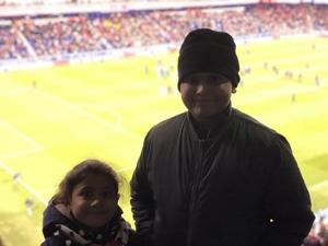 Gonzalez family attended New York Red Bulls vs. Orlando City SC - MLS on Oct 28th 2018 via VetTix